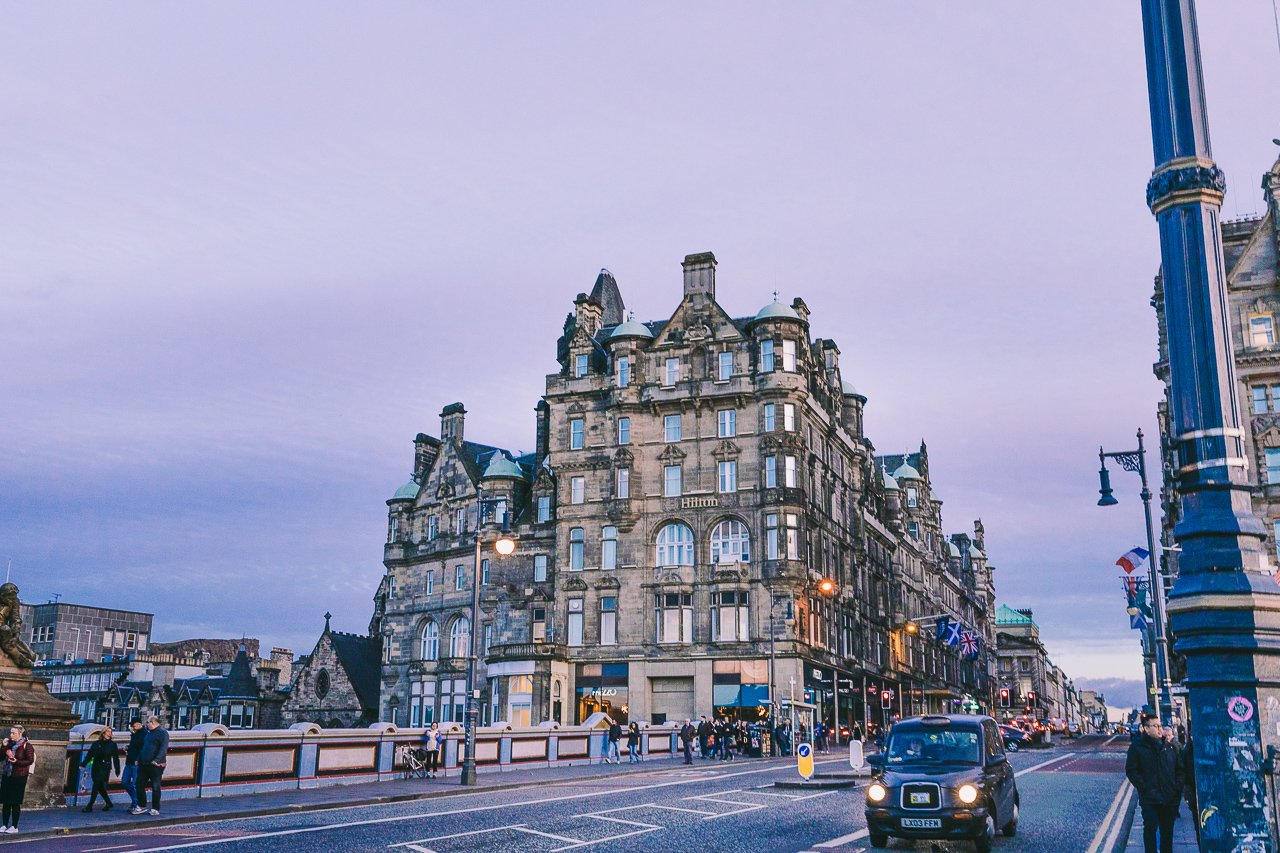 Edinburgh Travel Guide by HonestlyYUM