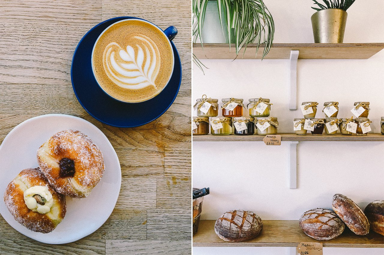 The Bearded Baker | Edinburgh Travel Guide by HonestlyYUM