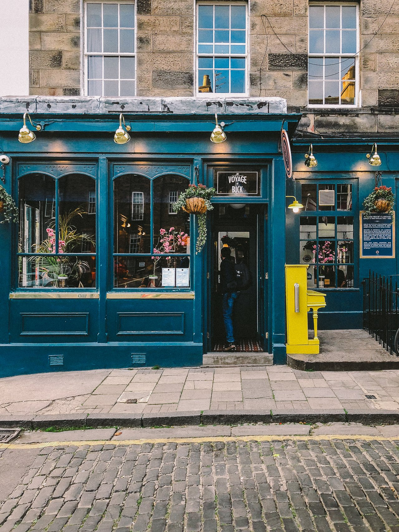 Voyage of the Buck | Edinburgh Travel Guide by HonestlyYUM