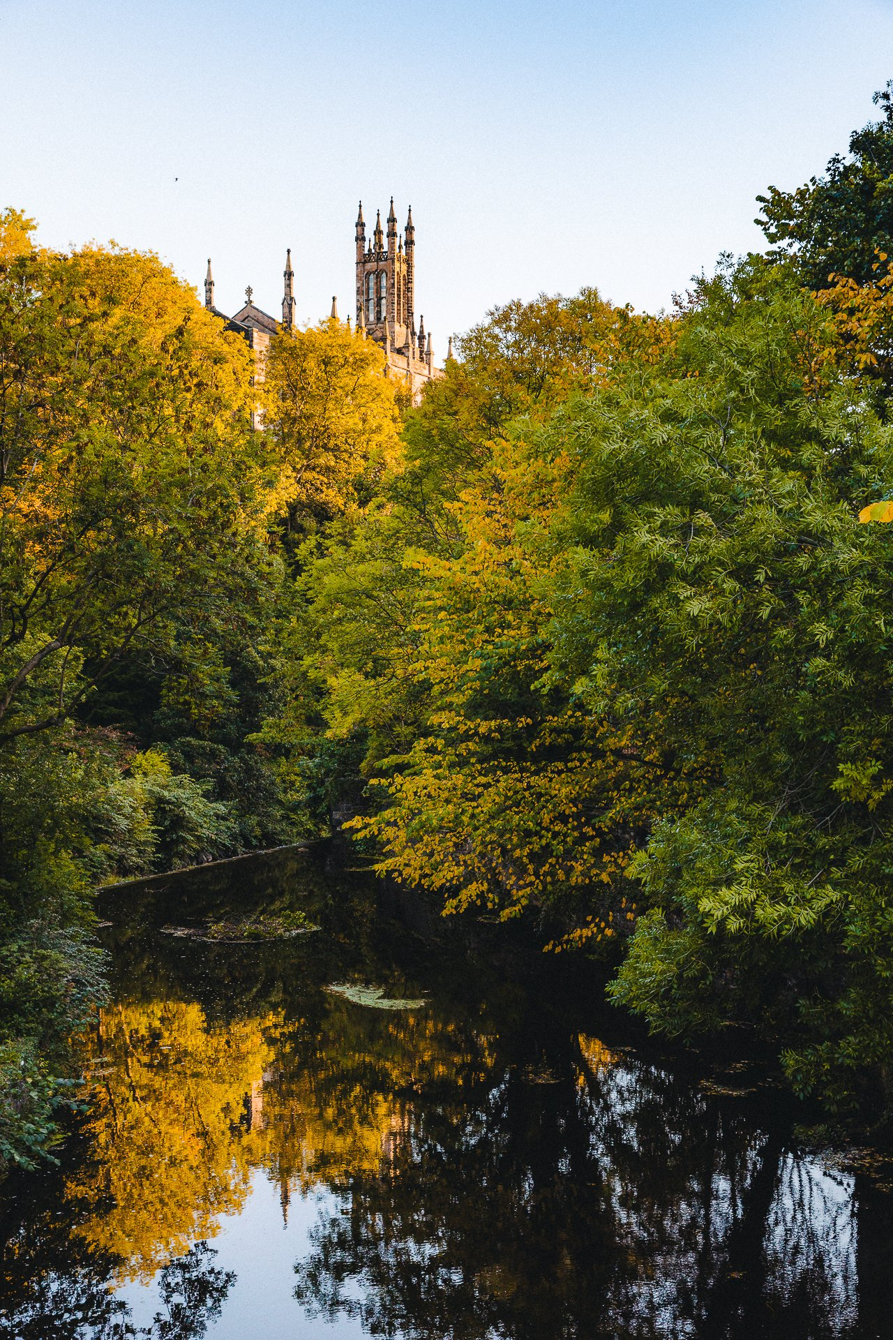 The Water of Leith, Edinburgh Travel Guide