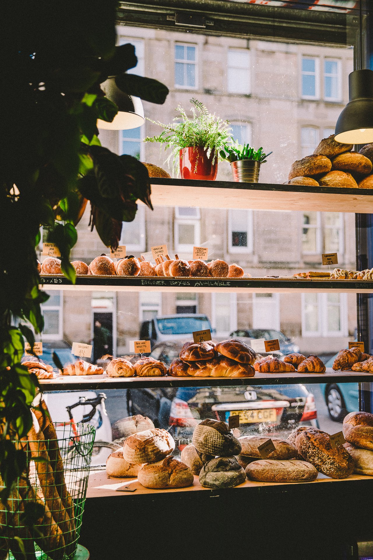 Twelve Triangles Cafe | Edinburgh Travel Guide by HonestlyYUM