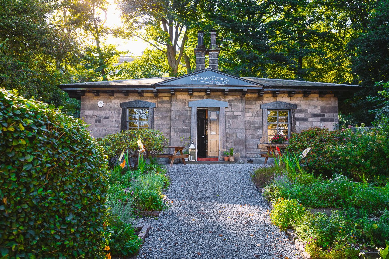 The Gardener's Cottage | Edinburgh Travel Guide by HonestlyYUM