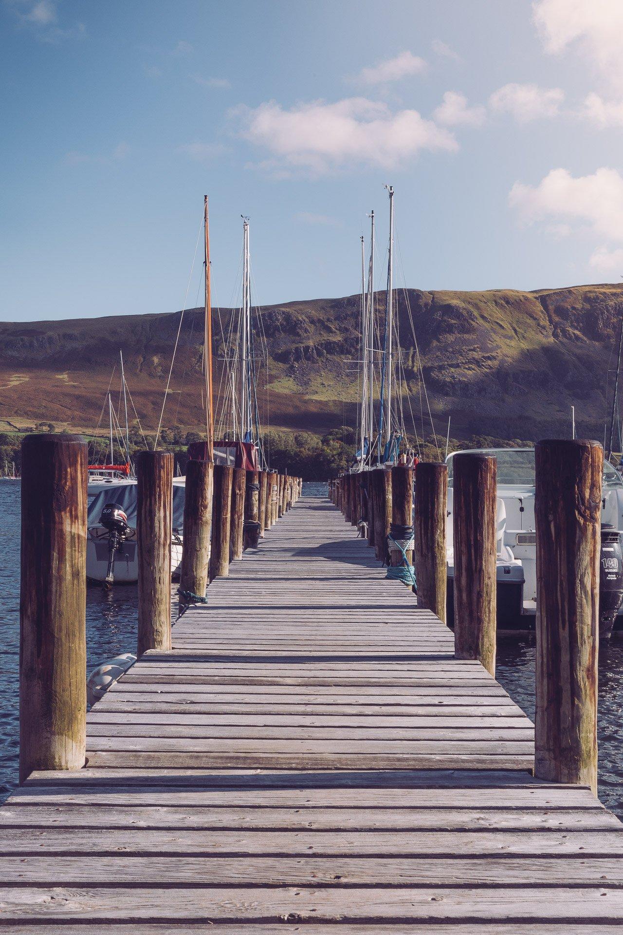 Ullswater Lake - Lake District, England   Travel Guide by HonestlyYUM