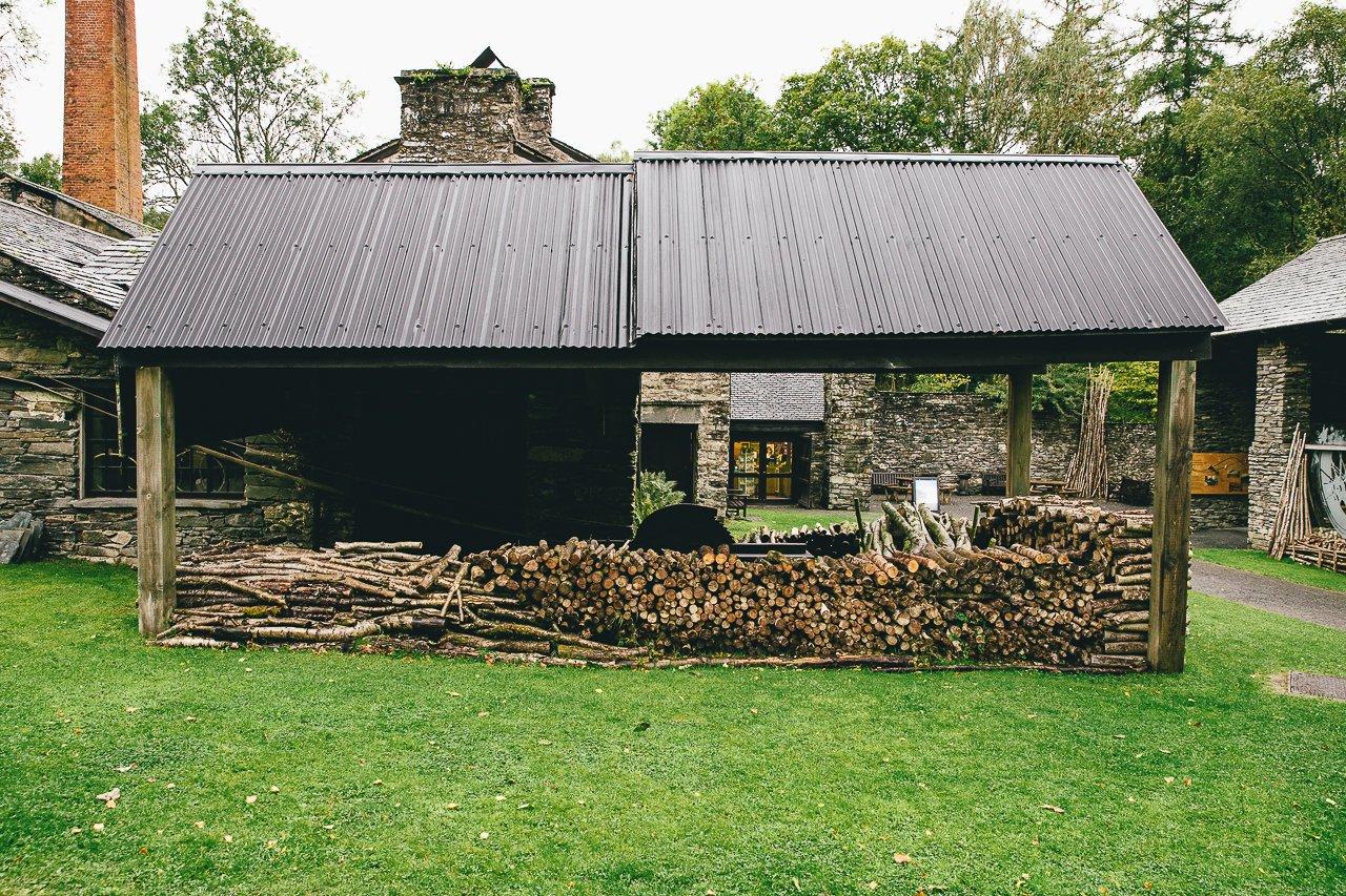 Stott Park Bobbin Mill - Lake District, England   Travel Guide by HonestlyYUM