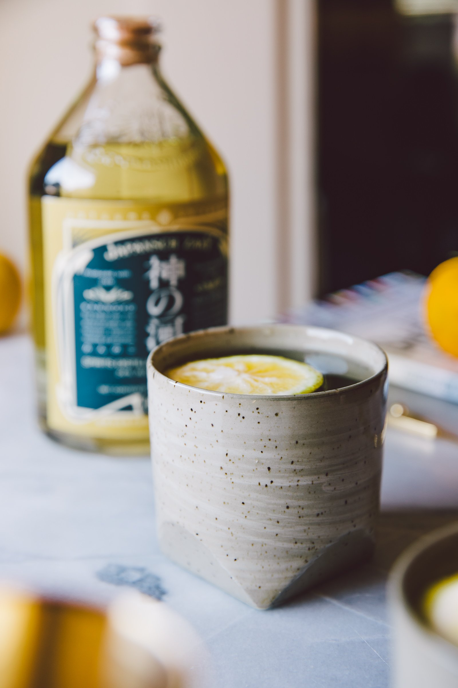 Shochu Hot Toddy + Umami Mart Giveaway today on HonestlyYUM!!