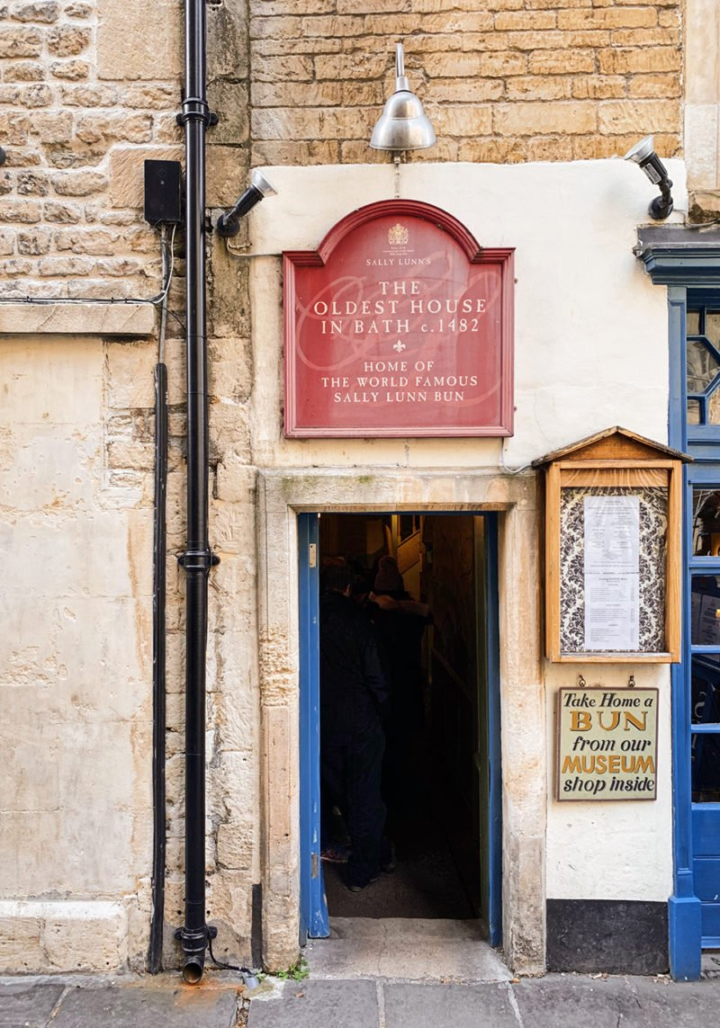 Visiting Bath, England – HonestlyYUM